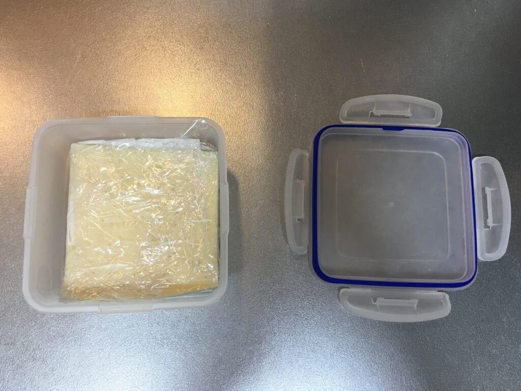 チーズ保存容器