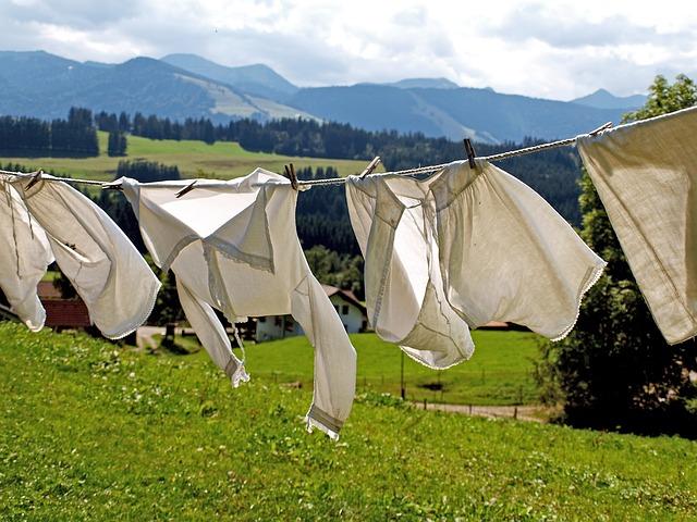 こだわりの洗濯方法