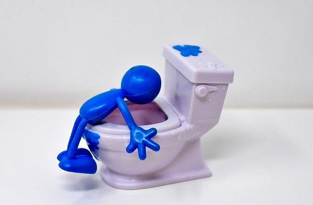 トイレの黒ずみ防止